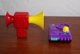Horn And Sound Machine Happy Meal Toys (McDonald's) - $5.00
