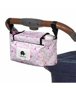 Baby Stroller Organizer Bag, Pram Buggy Organiser Storage Bag for Buggie... - $16.07
