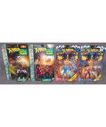 1990s Marvel X-Men Lot Of 4 Figures New In The Packages - $49.99