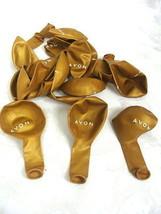 Avon Gold Ballons Set (14) - L@@K! - $7.78