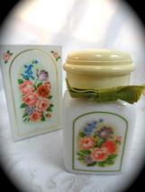 Avon Country Garden Elusive Powder Sachet Decanter - $11.02