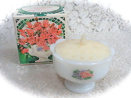 Avon Hostess Blossoms  Flower Arranger Soap Dishand Fragranced Soap - $15.14
