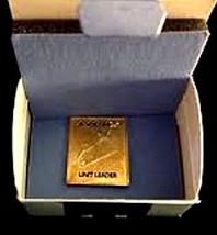 Avon Unit Leader Pin Brooch w/ Rhinestone - $6.79