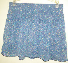 THIS LITTLE SKIRT IS ADORABLE SIZE XS BLUE BY A... - $17.80