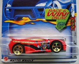 Hot Wheels - Carbonated Crusers MX48 Turbo - $4.00