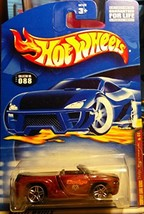 2001' Hot Wheels- Company Cars Series - Dodge Sidewinder - #088 - $5.50