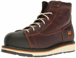 "Timberland Pro Men'S Gridworks 6"" Alloy Toe Eh Industrial  Construction ... - $203.82+"