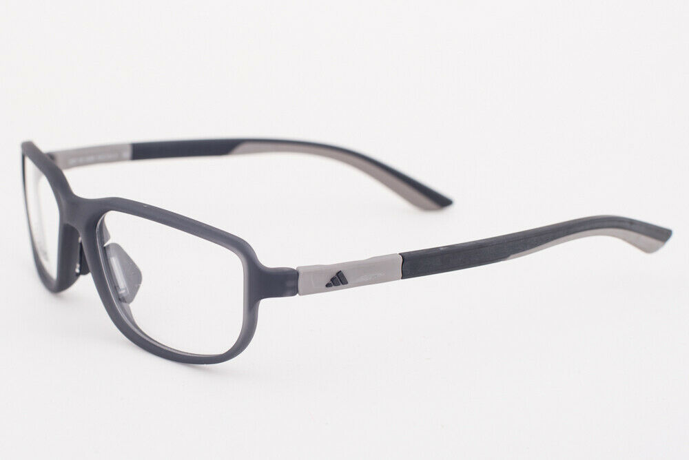 Adidas AF21 00 6055 Iron / Dark Gray Eyeglasses AF21 006055 55mm