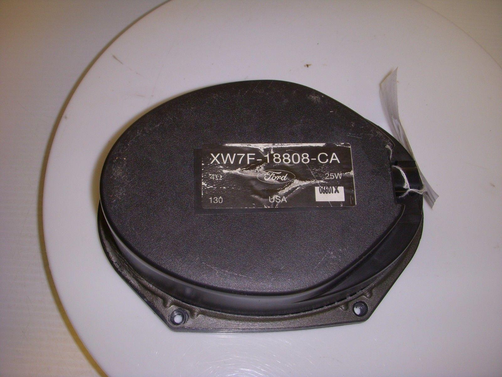 Lincoln TOWN CAR 2001 Speaker Door Audio Ford Passenger Rear OEM