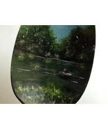 Order 4 Summer Fishing Spoon, Oil Painting, Fri... - $25.00