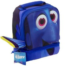 Finding Dory Lunch Bag-Blue with drop Bottom + Bonus - $25.95