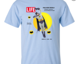 Batman  life magazine  men s t shirt   light blue thumb155 crop