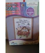 Ready Set Stitch Counted Cross Stitch Kit #999-1009 God Sent Special Thi... - $10.39