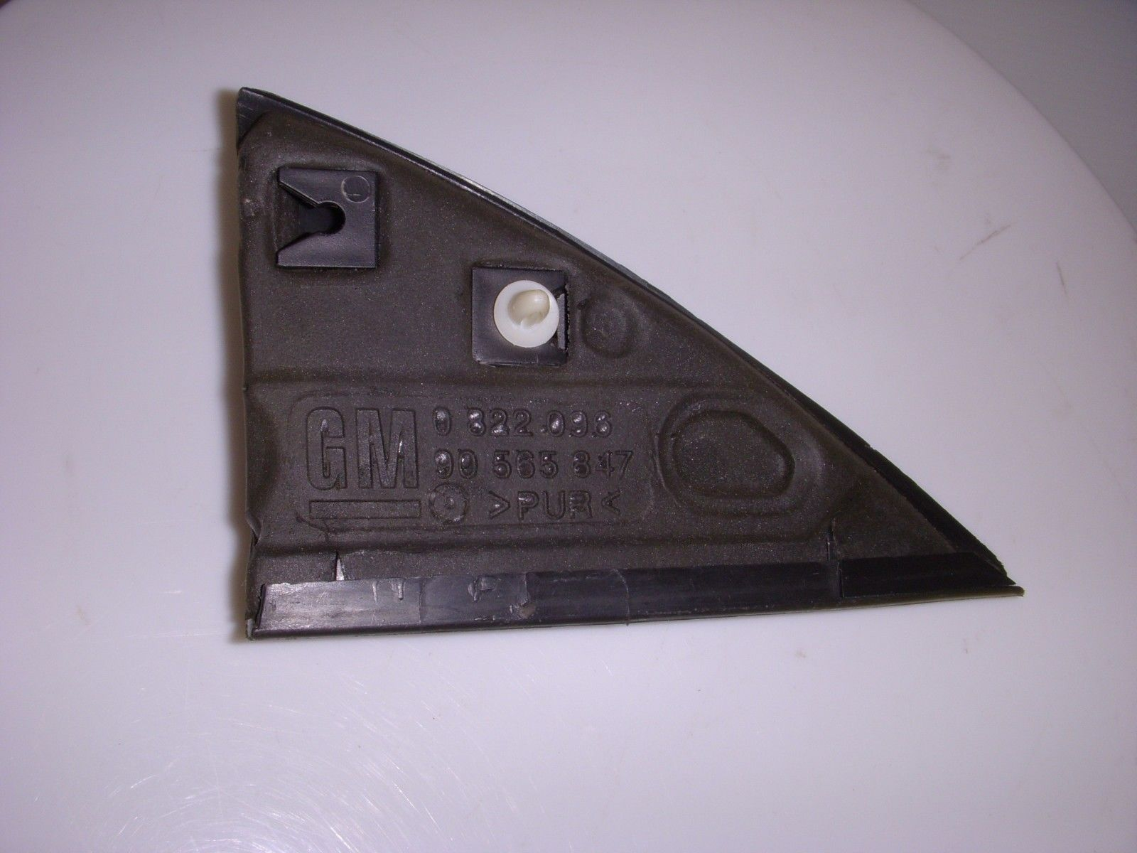 Cadillac CATERA 1997 Speaker Triangle Trim Left Front Door Audio OEM