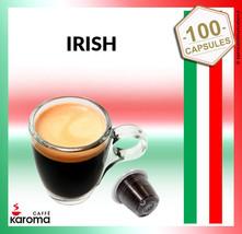 100 Capsules Compatible With Most Machines NESPRESSO PODS. IRISH CREAM! - $35.73