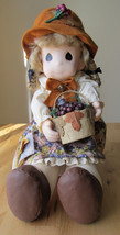 VINTAGE PRECIOUS MOMENTS 1994 AUTUMN ASHLEY Dol... - $19.95