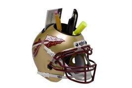 NCAA Florida State Seminoles Helmet Desk Caddy Schutt h650 l450 w475 One... - $34.94