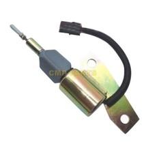 Fuel Shut Off Solenoid 3991624 SA-4959-12 for Cummins Parts Excavator 24V - $74.07