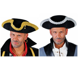 Tricorn Hat - Prince / Pirate / Highwayman - $29.27