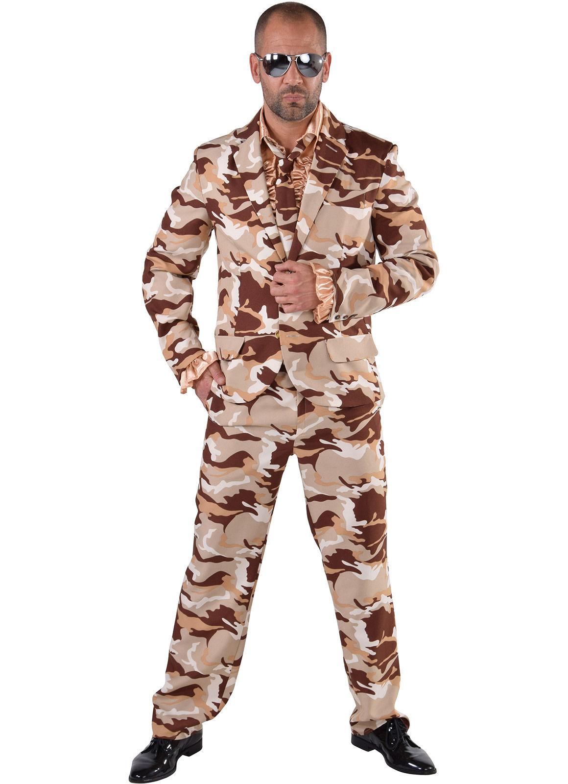 """Disco Suit sizes 38-50/"""" chest 70/'s Deluxe PURPLE  Pimp"""