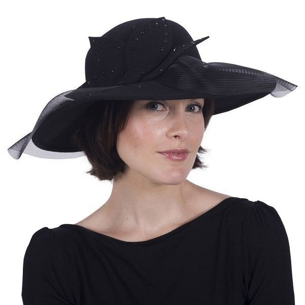 72614ba5c5f Wide Brim Period Hat and 22 similar items