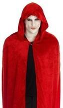 Deluxe Hooded Cloaks - 4 colours available ! Velvet - $23.92