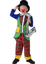 Kids Tailcoat Clown  - ages 3 to 14   - $31.80