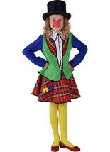 Kids - Girls Pipo  Clown  - ages 3 to 14   - $31.80