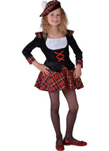 GIRLS  - Wee Scottish Lass  - ages 3 to 14 - $26.54