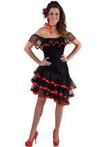 Fabulous Spanish Dancer / Flamenco Dress   - SIZES 8 - 22 ! - $52.48+