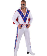 Evel Kinieval - American Stunt man Costume  - $58.54
