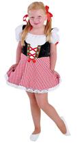 GIRLS  - Heidi , Austrian , Oktoberfest - ages 3 to 14 - $32.34