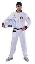 "ASTRONAUNT Costume  38-50"" CHEST  (80's Movie/Space/James Bond theme) - $61.29"