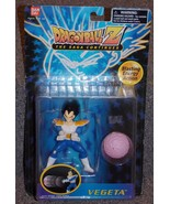 1997 Bandai Dragonball Z  Vegeta Figure New In ... - $24.99