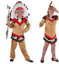 Boys - Native American Indian Costume  - ages 5 to 14 - $36.50