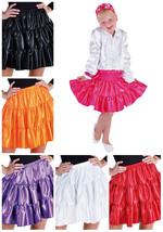 Girls - Ruffle / Rara Skirts   - ages 6 to 14 - $25.63