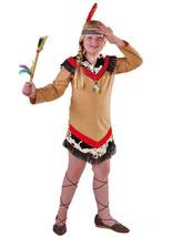 Girls - Native American Indian Costume  - ages 5 to 14 - $31.19