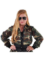 GIRLS  - Army / Soldier  Girl- Jackets / Skirts   - ages 3 to 14 - $15.40+