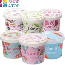 Bomb Cosmetics Body Polish 365 Ml Natural Made In Uk New - $12.59
