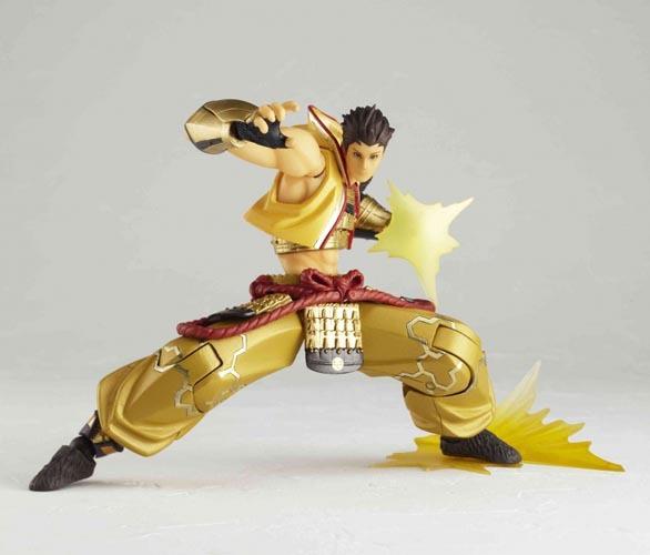 Sengoku Basara 3: Tokugawa Ieyasu No. 094 Revoltech Yamaguch Action Figure NEW!