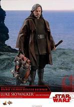 Hot Toys Star Wars Episode VIII Movie Masterpiece Action Figure 1/6 Luke Skywalk - $279.99