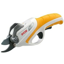 RYOBI Pruning Shears BSH-120 Gardening Tools Rechargeable AC100V w/tracking