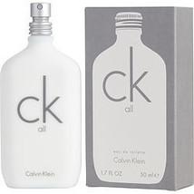 Ck All By Calvin Klein Edt Spray 1.7 Oz - $58.00