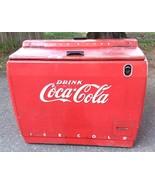 Vintage Westinghouse WH12T Coca-Cola Cooler 56-... - $1,955.10