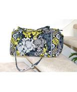 NWT $85 Vera Bradley - Large Duffel Bag WEEKEND... - $56.74
