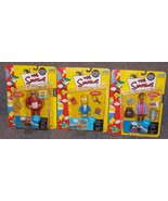The Simpsons Lot of 3 Figures New In The Package - $34.99