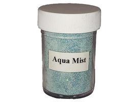 Embossing Powder-Glittered Light Blue-Aqua Mist