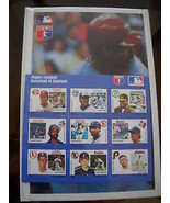 1990 Major League Baseball Grenada Stamp Book C... - $28.91