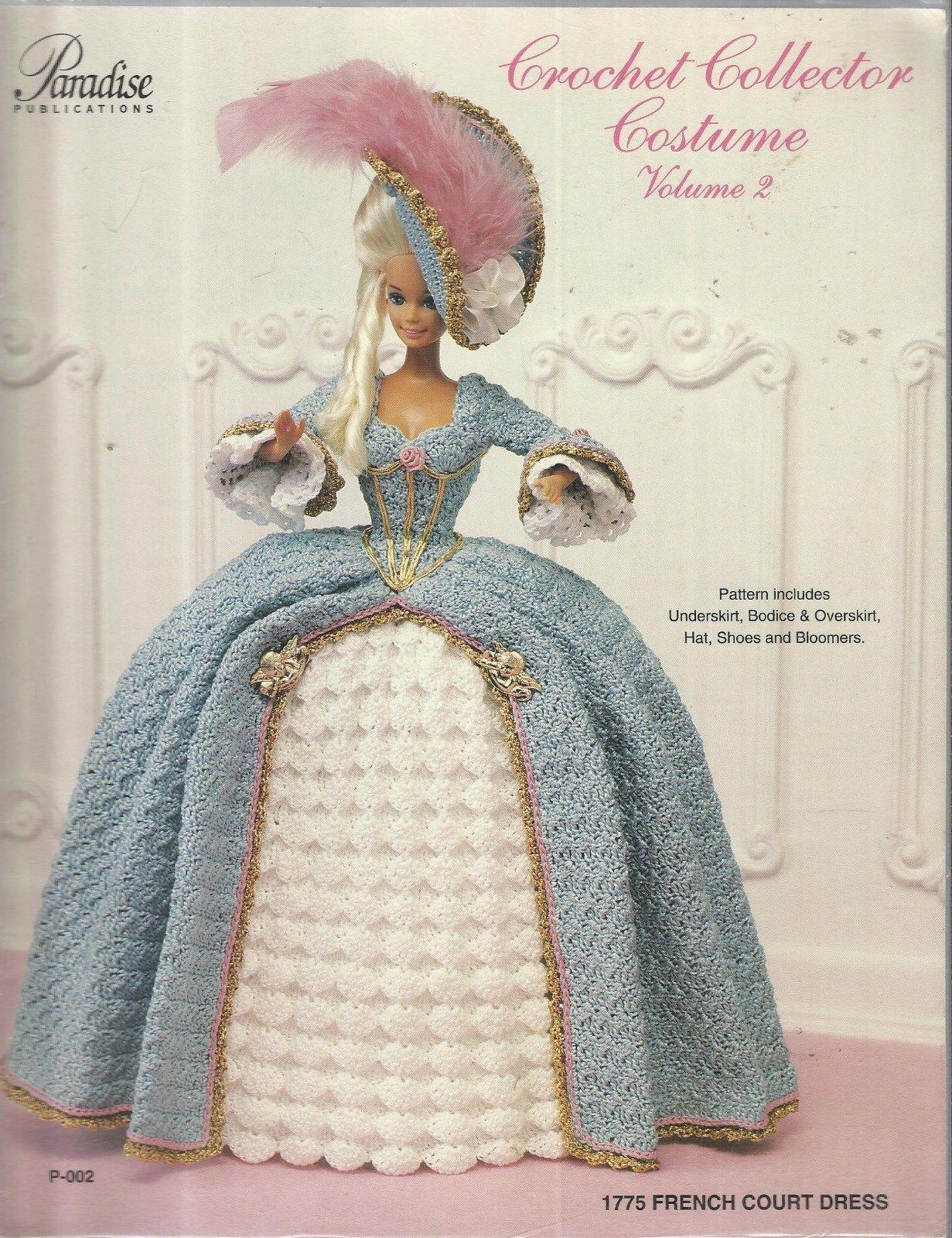 Paradise Publications Crochet 7 Listings