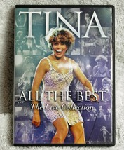 Tina: All the Best - The Live Collection [DVD]   - $32.02